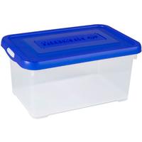 Opbergbox Handy 6l Blauwe Deksel Allibert