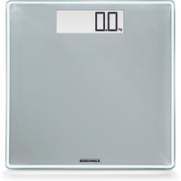 Soehnle Sense Comfort 400 Electronic personal scale Vierkant Zilver