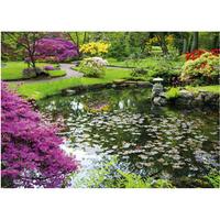 PB-Collection tuinschilderij Pond 40x30cm