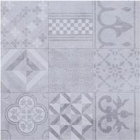 Decor tuintegel Cerajoy mosaic grijs