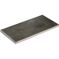 Terrastegel Beton Houtlook Grijs 80x40 cm Per Tegel-0,32 m2