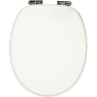 Aquazuro toiletzitting Fermo MDF wit