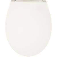 Aquazuro toiletzitting Silvi duroplast wit