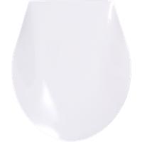 Aquazuro toiletzitting Pedaso duroplast wit