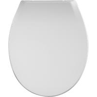 Aquazuro toiletzitting Capri thermoplast wit
