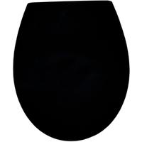 Aquazuro toiletzitting duroplast zwart