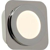 Aquavive wandlamp LED Simi chroom 5W