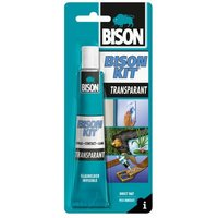 Bison Ki? Transparant 50 ml tube kaart