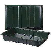 Deze kweekbakken zijn vervaardigd uit duurzaam kunststof en geschikt voor het opkweken van plantjes. ...