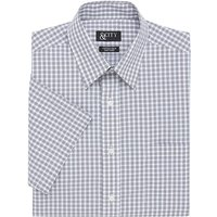 &City Mighty Triple Grid Check Shirt