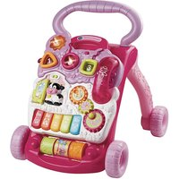 VTech First Steps Baby Walker in Pink