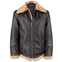 Woodland Leather Flying Jacket