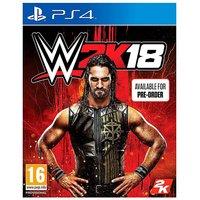 WWE 2K 18 (PS4)