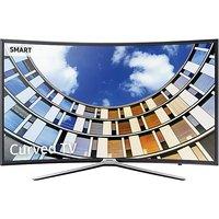 Samsung 49 Smart HD Curved TV + Install