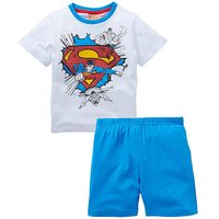 Superman Boys Short Pyjamas