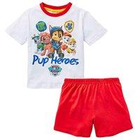 Paw Patrol Boys Short Pyjamas