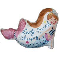 Mermaid World Cushion