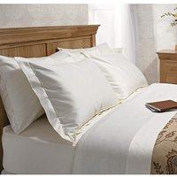 600 TC Housewife Pillowcase Pair