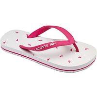 Lacoste Nosara Child Flip Flops