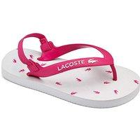 Lacoste Nosara Infant Flip Flops