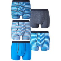 Capsule Stripe Pack of 5 A-Fronts