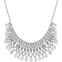 Jon Richard diamante collar necklace