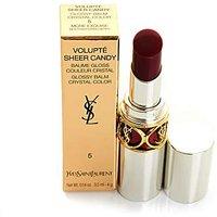 YSL Volupt Sheer Candy Lipstick-Berry