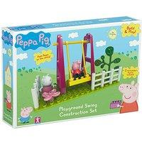 Peppa Pig Playground Swing Set