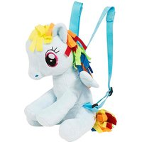 My Little Pony Rainbow Plush Backpack