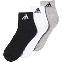 adidas Pack of 3 Performance Ankle Socks