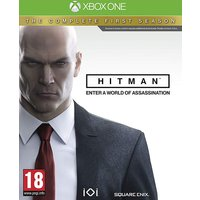 Hitman The Complete First Season Xbox 1