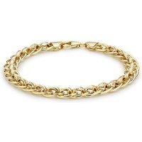 9Ct Gold Rollerball Bracelet