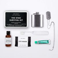Mens Society Stag Survival Kit
