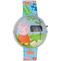 PEPPA PIG LCD BUBBLE WATCH