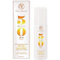 Vita Liberata Argan Dry Oil SPF 50