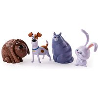 The Secret Life of Pets 4 Pack Pets