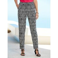 Printed Pull on Trouser