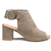 Sole Diva Sadie Shoe Boot E Fit
