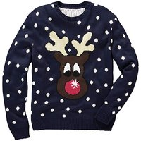 Label J Rudolph Knit Jumper