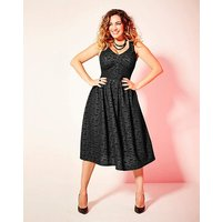 Kelly Brook Midi Dress