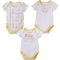Winnie the Pooh Pack of 3 Bodysuits