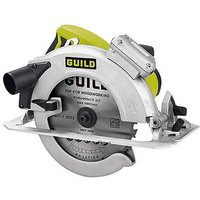 Guild 185mm Circular Saw with Laser