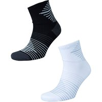 Nike Pack of 2 Quarter Running Socks