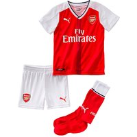 Puma Boys Arsenal Football Club Mini Kit