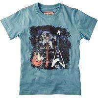 Joe Browns Boys Guitar Print T-Shirt