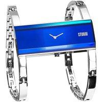 Storm Ladies lazer Blue Bracelet Watch