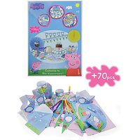 Peppa Pig Customize Your Birthday Party