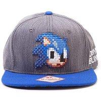 Sonic The Hedgehog 2D Pixelated Cap