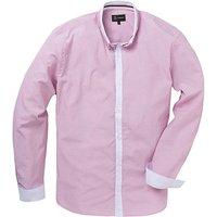 Black Label Double Collar Stripe Shirt R