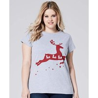 Rudolph Christmas T-shirt